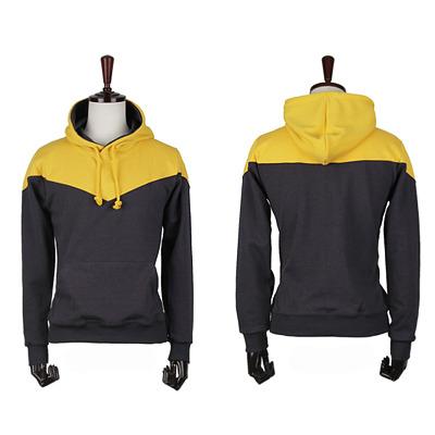 리안스 특양면 후드티셔츠 / 남녀공용 배색 기본 3컬러 S M L XL XXl 3XL 스몰 빅사이즈 커플룩